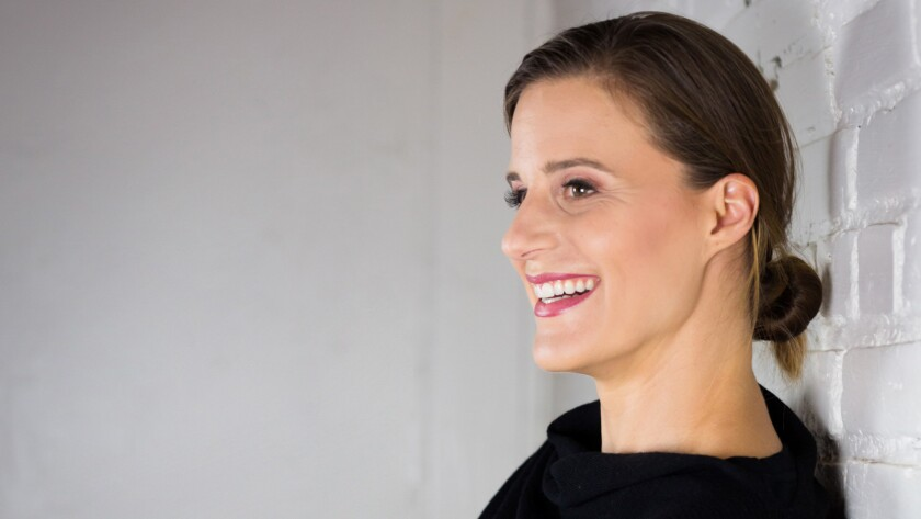 """An author photo of Lauren Groff for her book """"Florida."""" Credit: Kristin Kozelsky"""