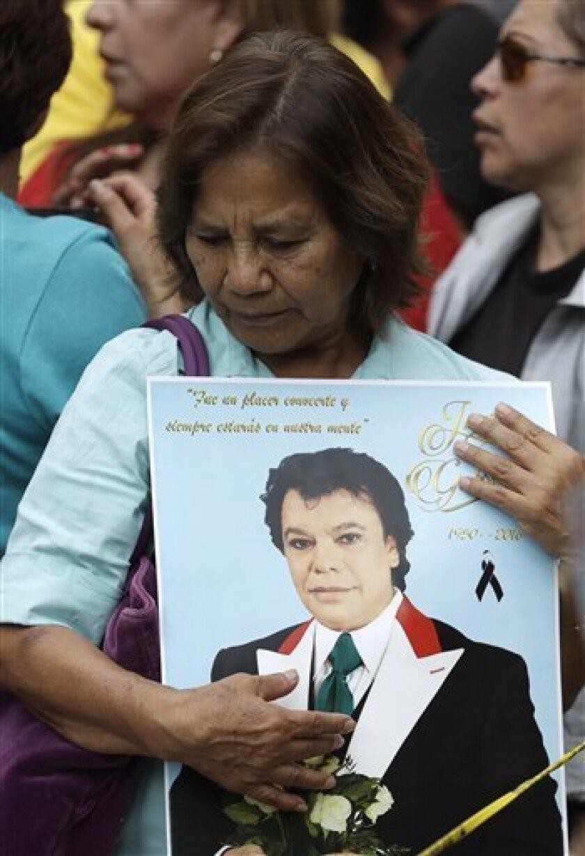 Este viernes comienzan los homenajes para el Divo de Juárez.