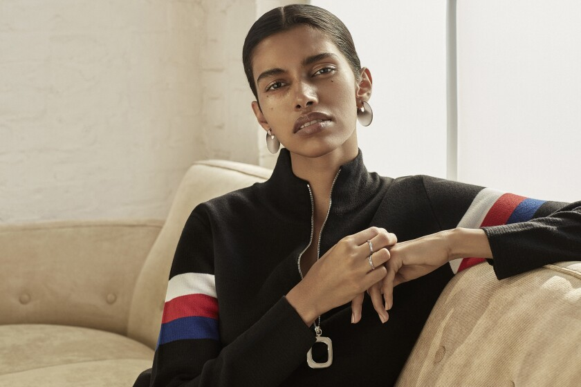Net-a-Porter's new jewelry campaign