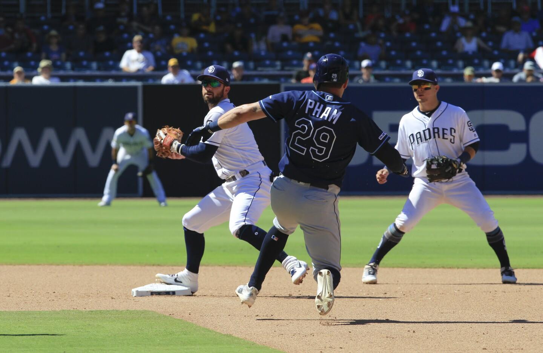 Padres vs. Rays