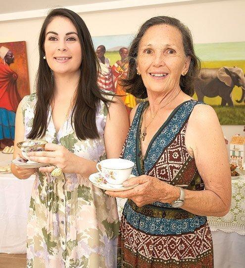 Sip and Sea Tea LJ Community Center 10-3-13