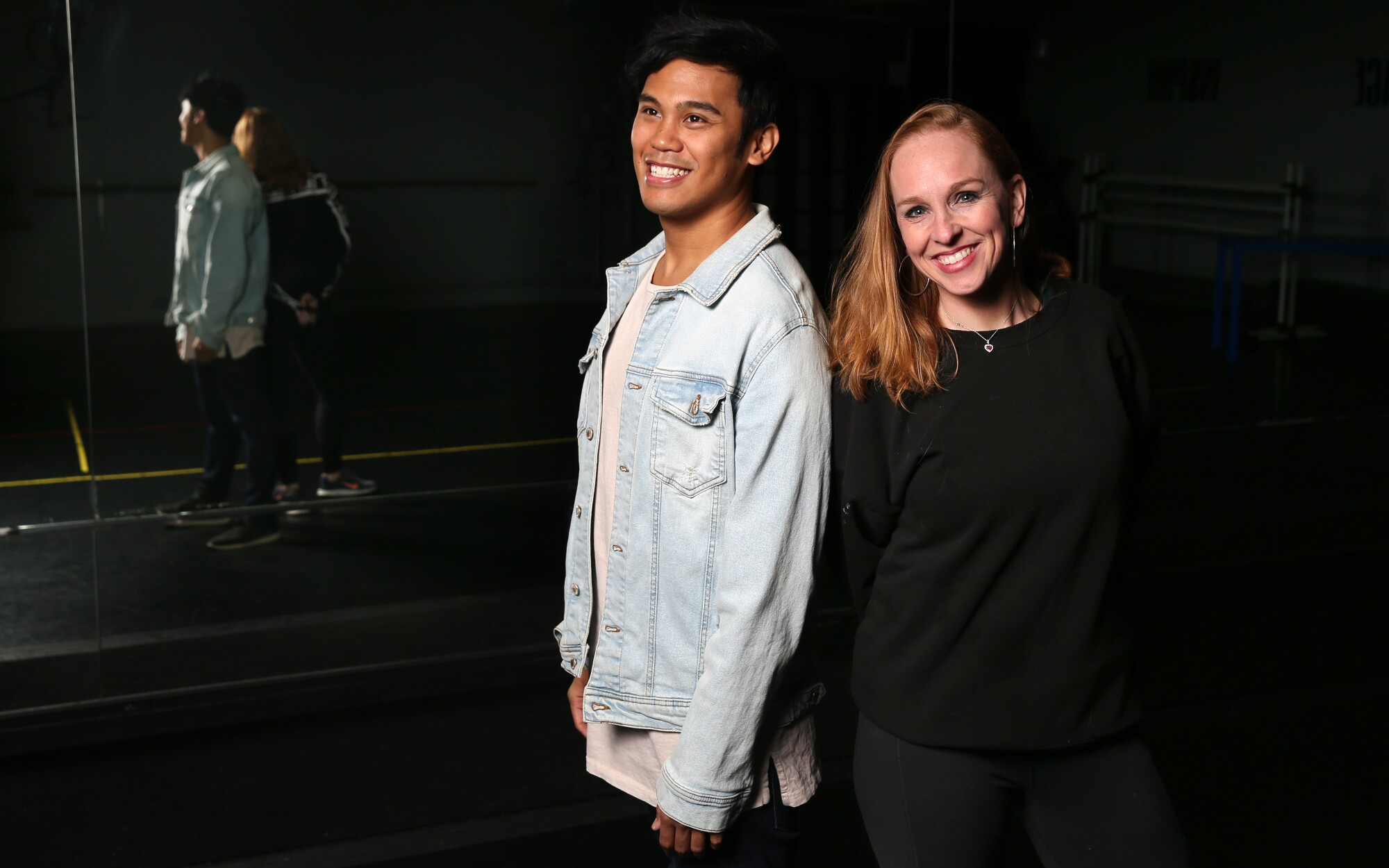 Billie Eilish and Finneas got their start at Revolution Dance Center - Los Angeles Times