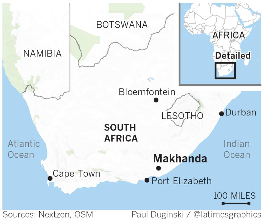 Makhanda, South Africa