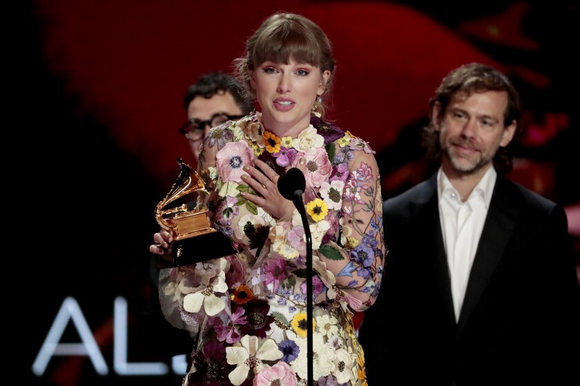 Taylor Swift a