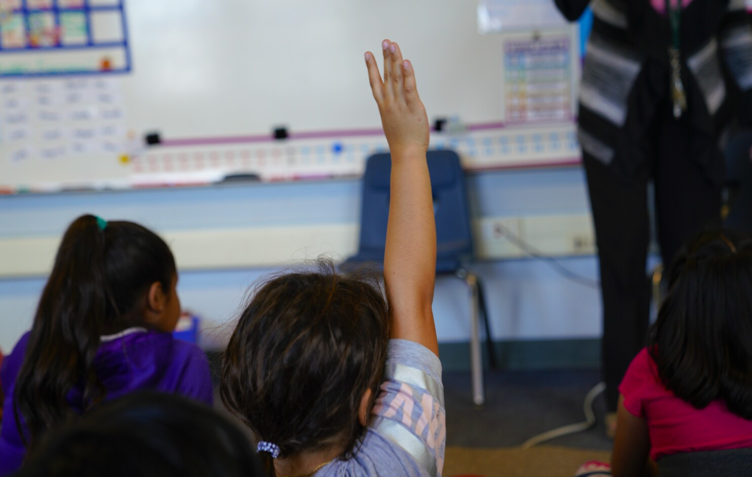 Readers React: California school test scores nothing to be proud of