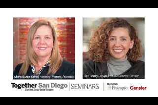 San Diego Business Connection: Gensler & Procopio