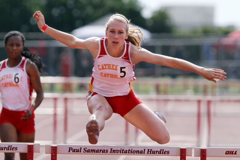 Girls Track Athlete of the Year: Hannah Labrie-Smith, Cathedral Catholic.