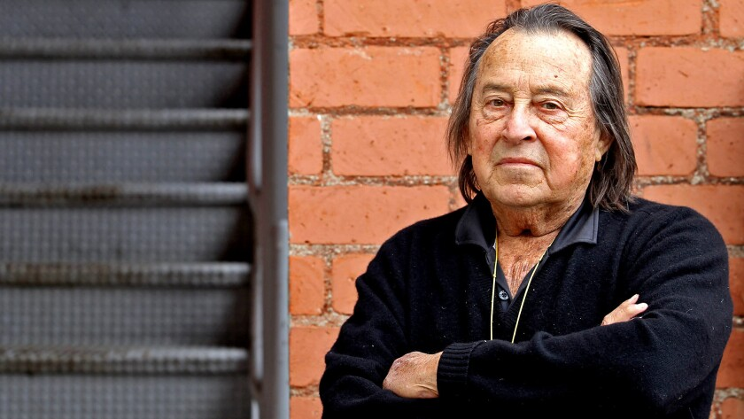"""Paul Mazursky (1930-2014) -- An Oscar nominated writer-director who also co-wrote the 1966 TV pilot for """"The Monkees."""""""