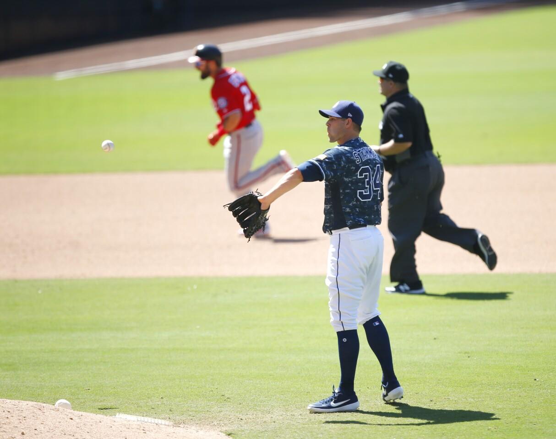 Padres vs. Nationals 6/9/19