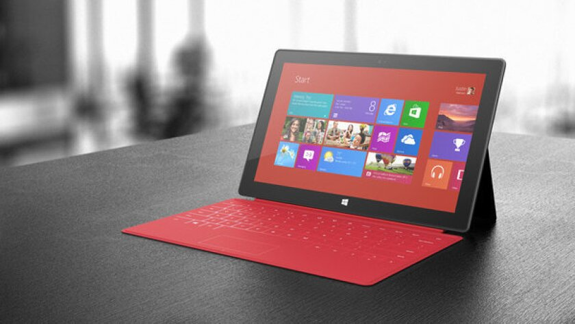 Microsoft's Surface tablet is the only Windows RT device extensively available in the market.