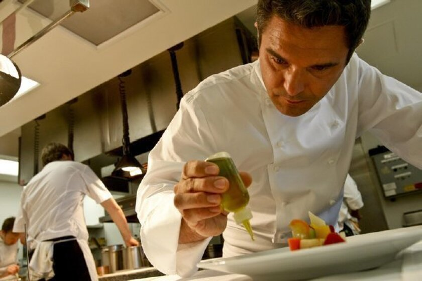 French Chef Tony Esnault has taken the reins of the kitchen at Church & State.