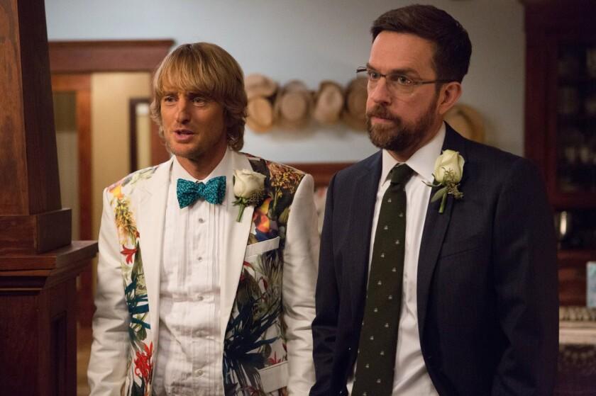 "Owen Wilson (left) and Ed Helms in ""Bastards."" (Courtesy photo)"