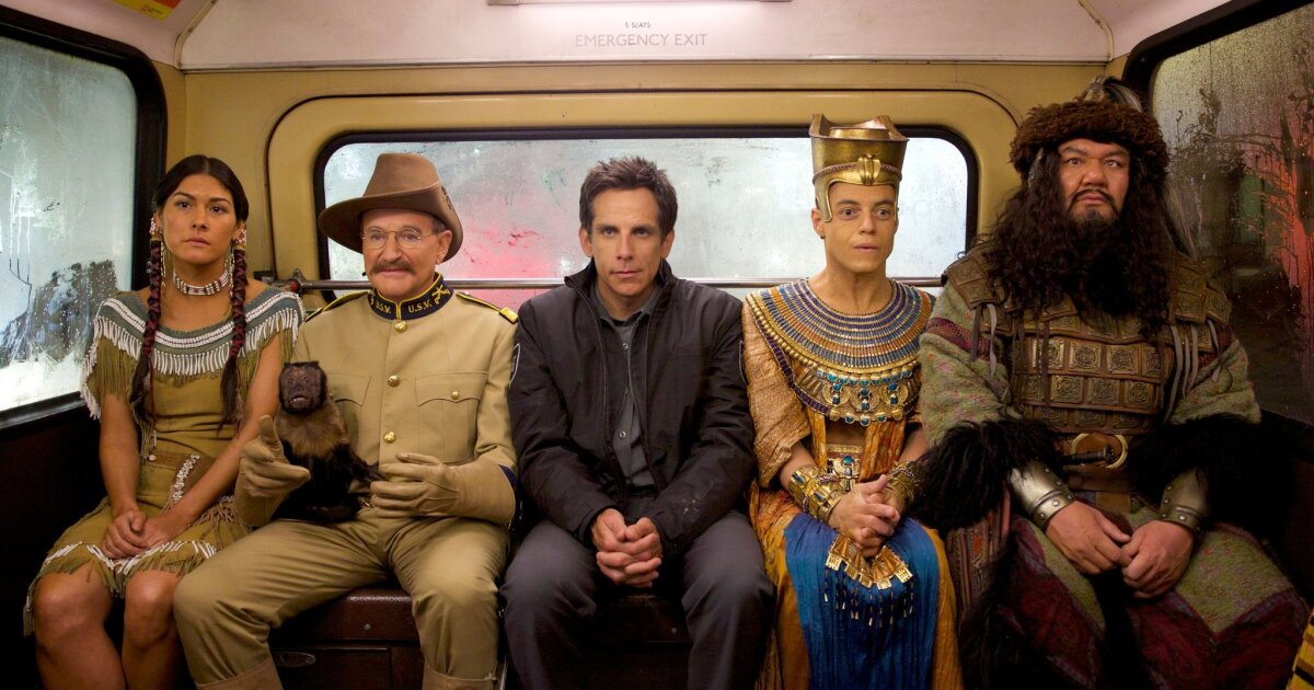 Image result for night at the museum