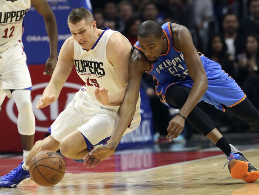 Cole Aldrich makes the most of his chance off the bench