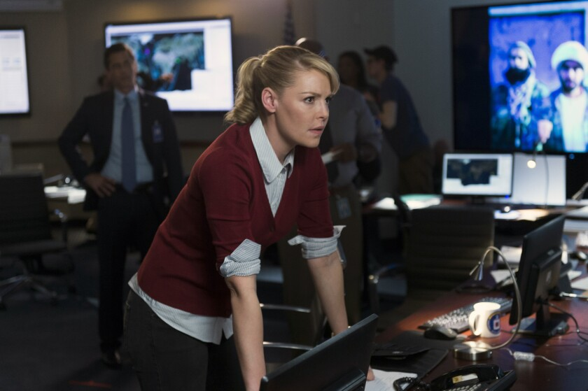 """Katherine Heigl in """"State of Affairs"""""""