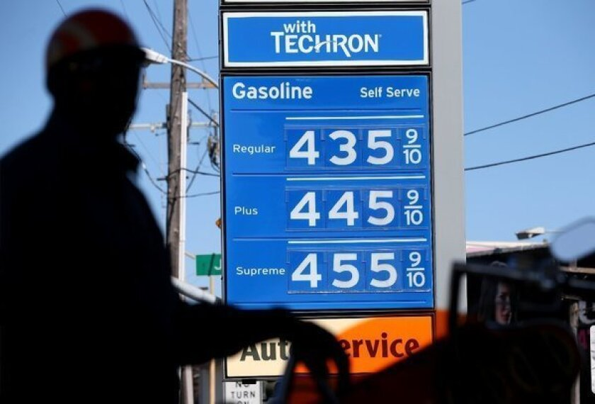 Get ready for likely gas price increase when California taxes go up