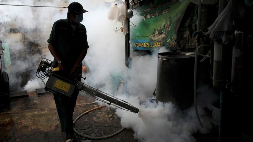 Thailand Zika