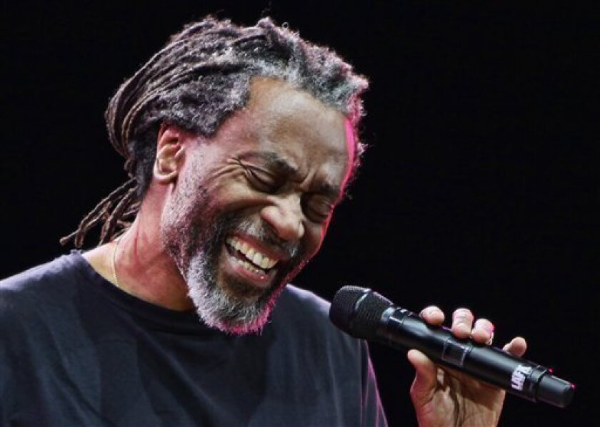 Vocal wizard Bobby McFerrin will perform at The Shell on Sept. 10.