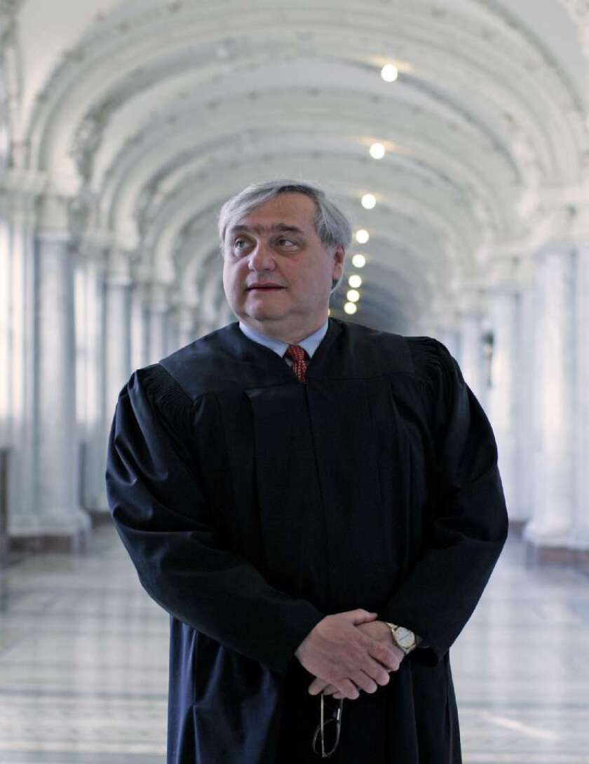 """Alex Kozinski, chief judge of the U.S. 9th Circuit Court of Appeals, has warned of """"an epidemic of Brady violations."""""""