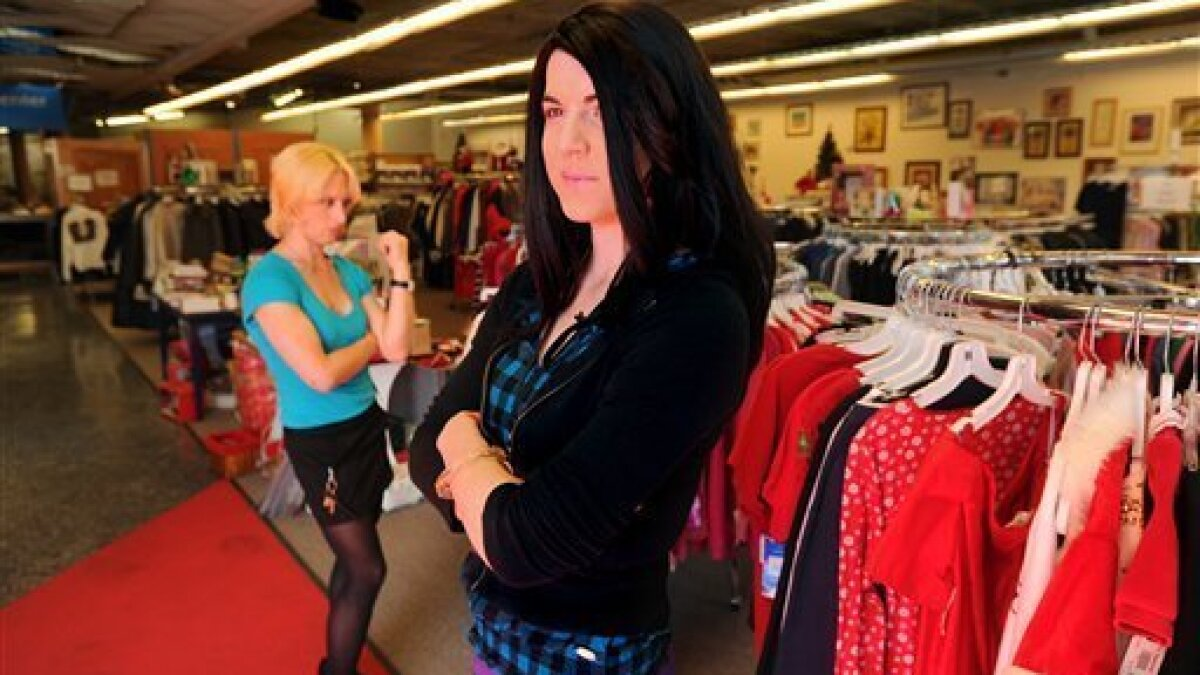 Goodwill Thrives At San Francisco Thrift Store The San Diego Union Tribune