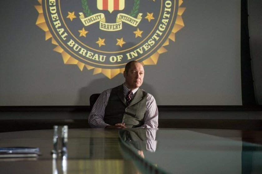 """NBC's """"The Blacklist"""" starring James Spader got off to a strong start."""