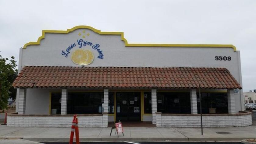 The Lemon Grove Bakery is having a soft grand opening on Friday. (Karen Pearlman/Union-Tribune)