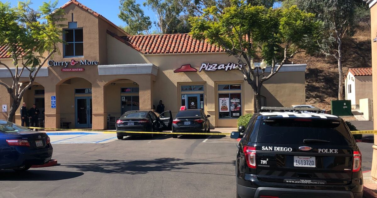 Man Kills Himself In Shopping Center In Rancho Bernardo The San Diego Union Tribune