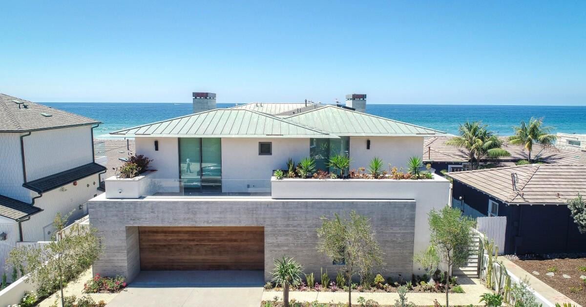 Biggest home sale in La Jolla history: $24.7 million