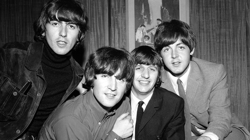 Andy White A Beatle For Less Than 5 Minutes Dies At 85 Los Angeles Times