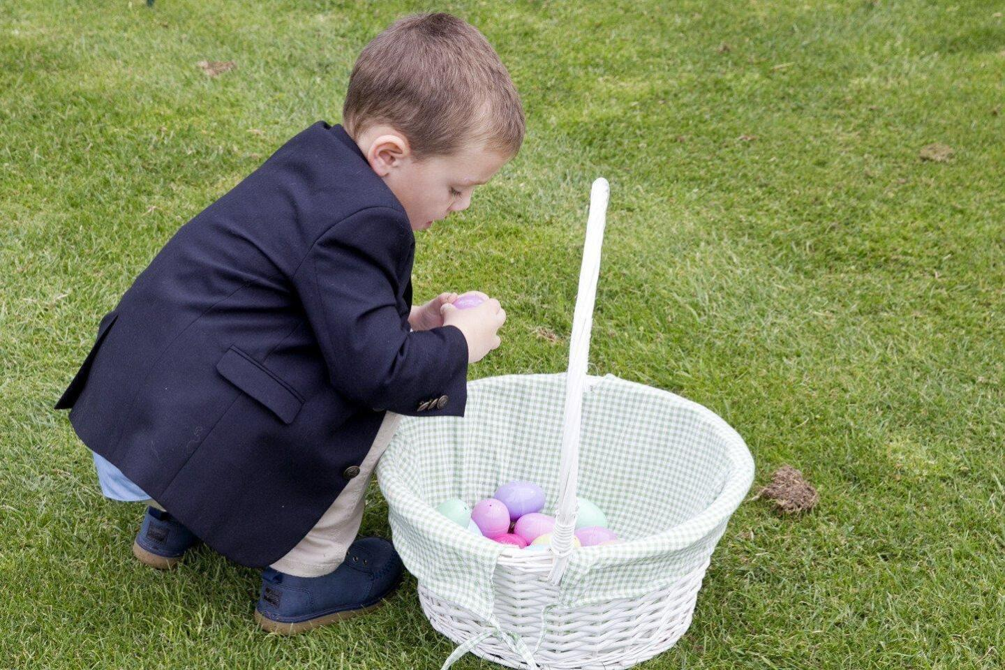 Easter Egg Hunt at the RSF Golf Club