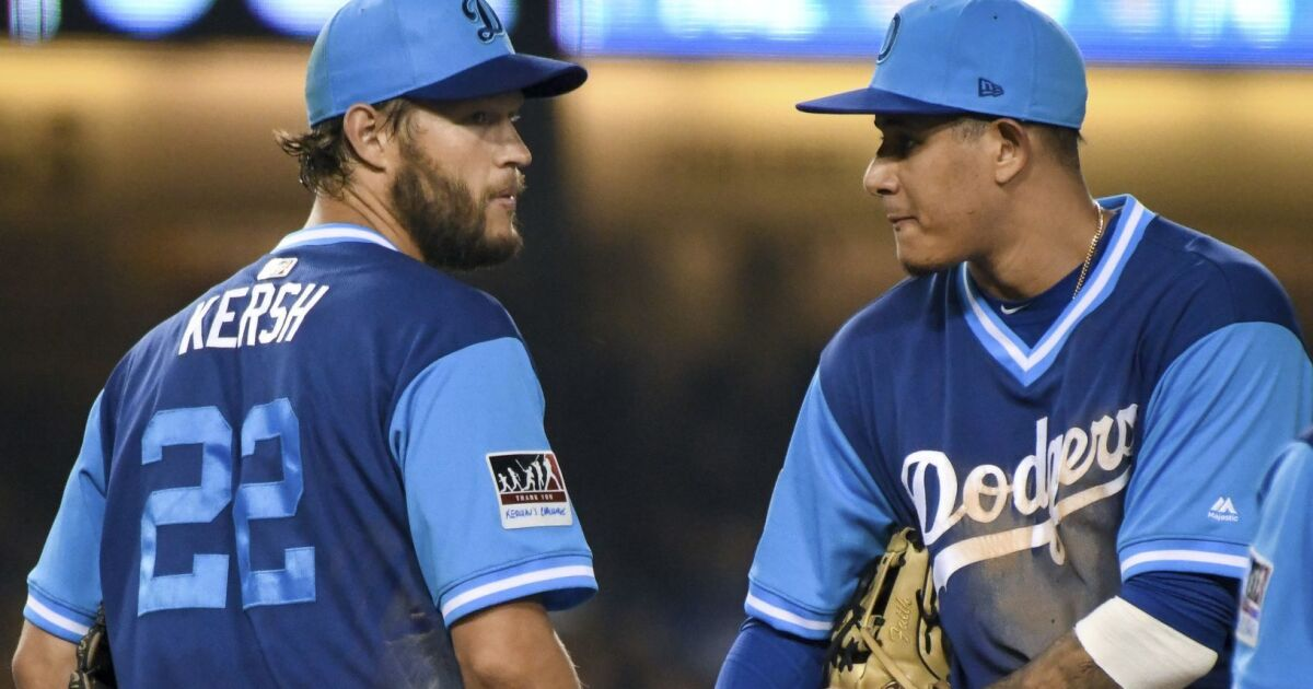 854527d3729 Padres looking for realism in Dodgers series