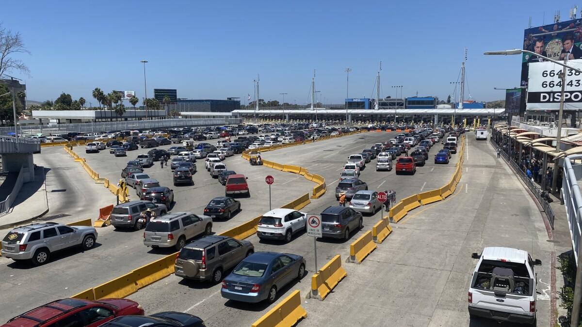 México y Estados Unidos extienden hasta el 22 de junio las ...