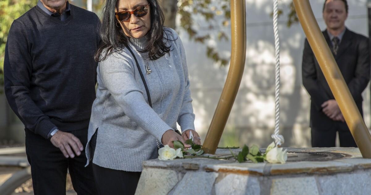 Μνημείο στο San Bernardino σηματοδοτεί τέσσερα χρόνια από την τρομοκρατική επίθεση
