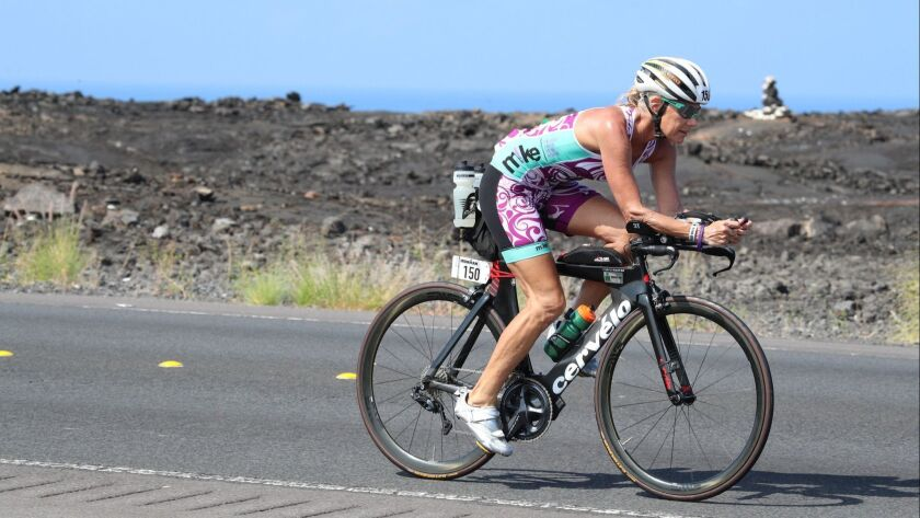 At 59, San Diegan still an iron woman in triathlon world