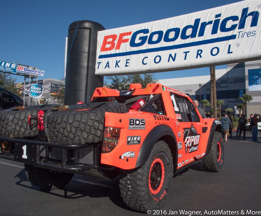 From the SEMA Show to Las Vegas Motor Speedway