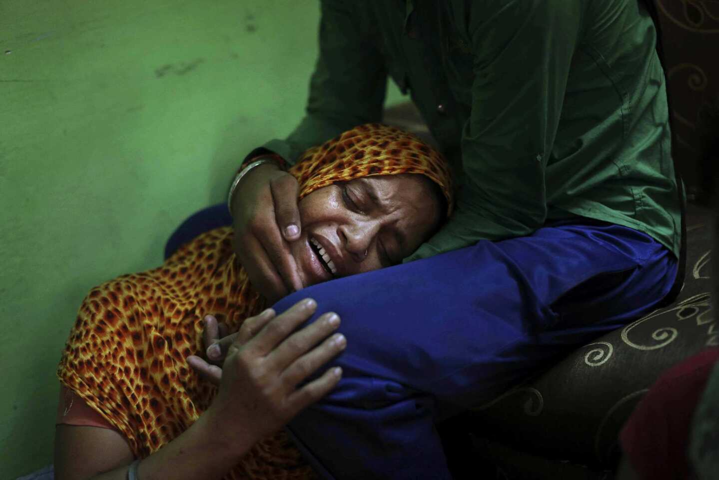 Mourning in India