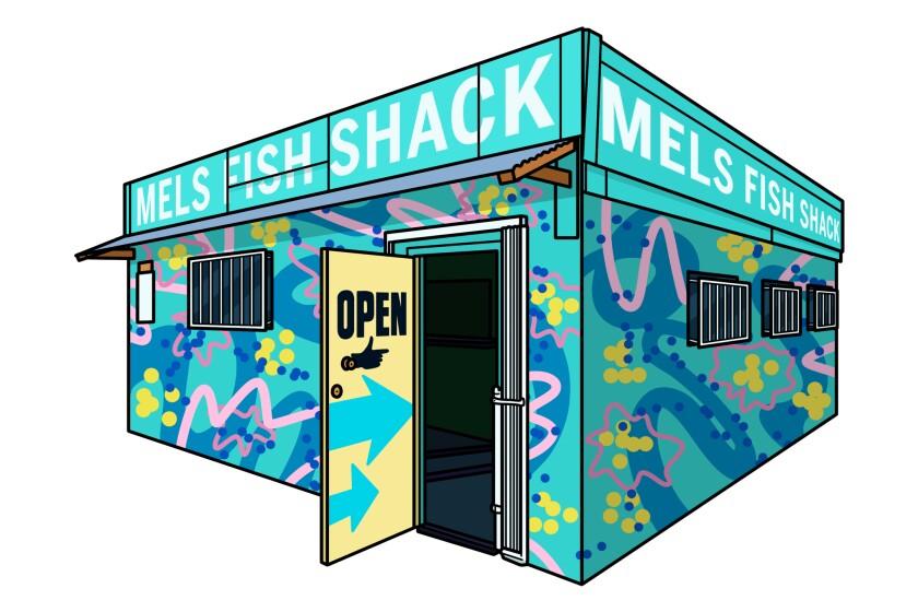 Mel's Fish Shack