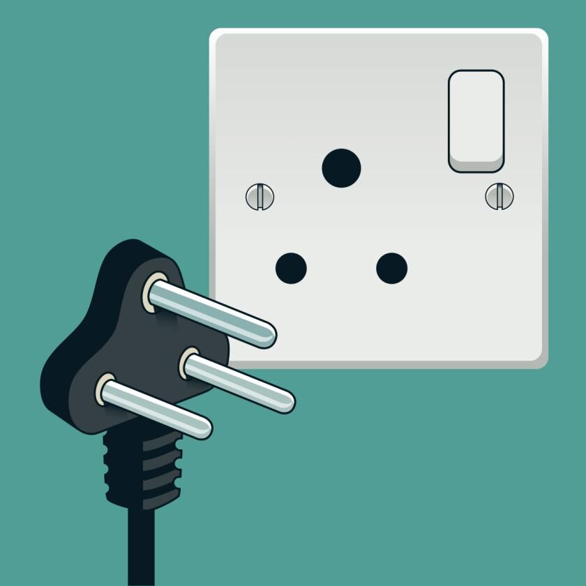Type M plug and socket