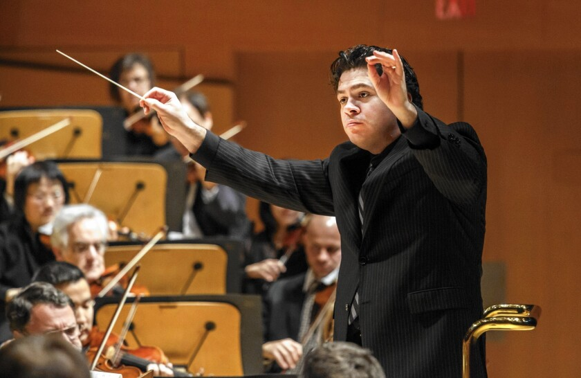 LA Phil Rachmaninoff review