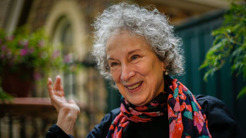 Author Margaret Atwood will receive the Sandrof Award for Lifetime Achievement from the National Book Critics Circle.
