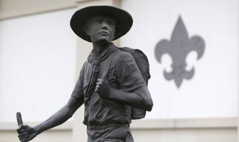 Should state revoke Boy Scouts' tax-exempt status? [Talkback]