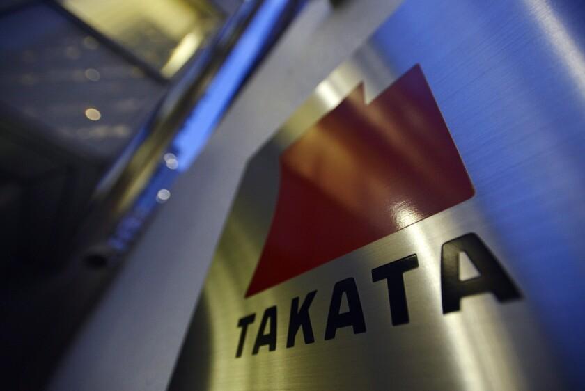 Takata widens loss forecast amid massive airbag recalls