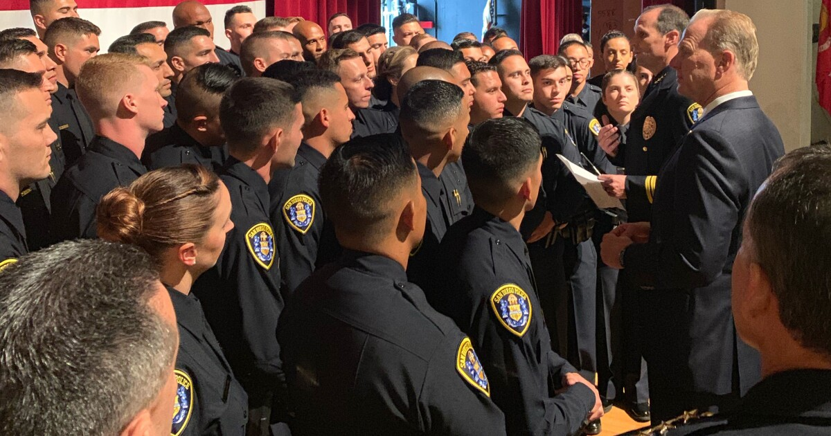 Report: Women, minorities are filtered out early in San Diego police hiring practices