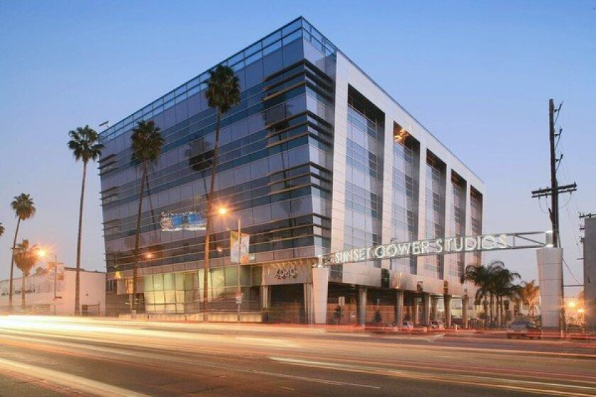 Sunset Gower Studios, former home of Columbia, marks 100 years