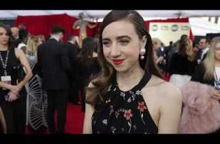 Zoe Kazan on SAG having all female presenters