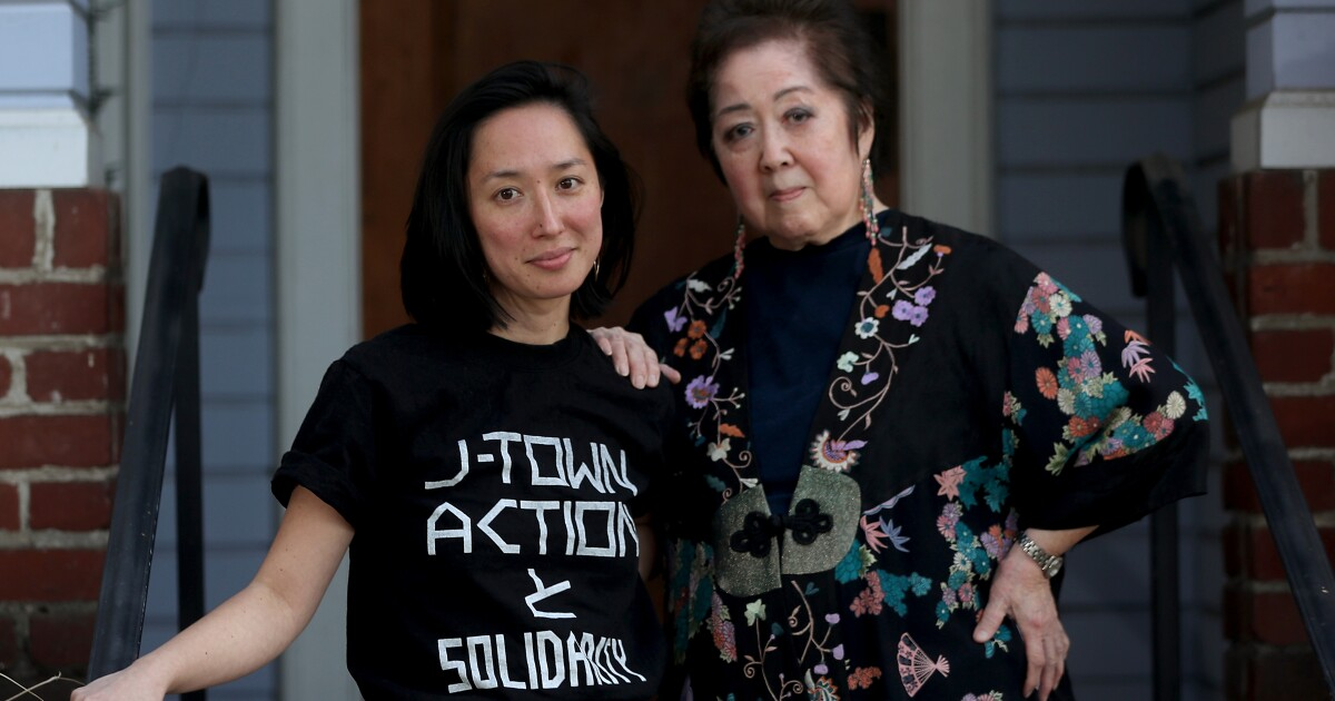 www.latimes.com: Q&A: Two generations of Asian American activists on making the most of this moment