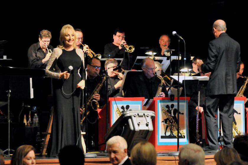 The RSF Big Band will perform Sunday, Nov. 3, at 6 p.m. at the Village Church Fellowship Hall.