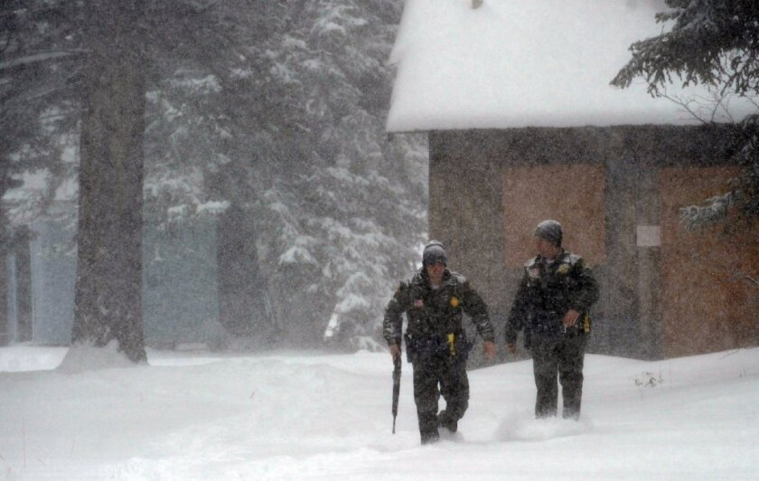 Manhunt: How long could Dorner survive in the cold?