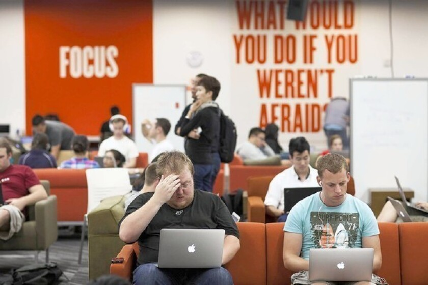 Facebook hackathon seeks cutting-edge features