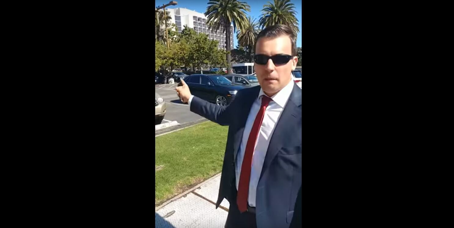 Who Is Patrick Little The Far Right Senate Candidate Kicked Out Of